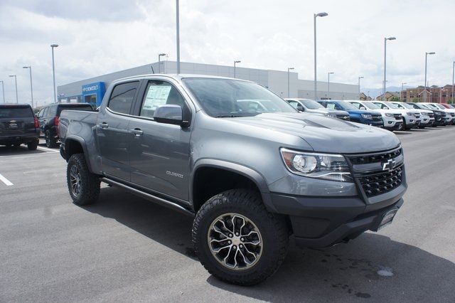 2019 Colorado Crew Cab 4x4,  Pickup #T09073 - photo 1