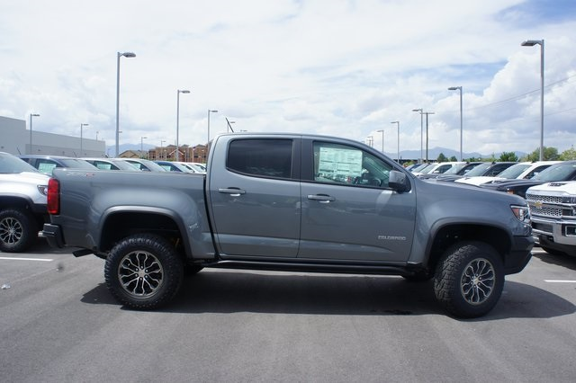 2019 Colorado Crew Cab 4x4,  Pickup #T09073 - photo 3