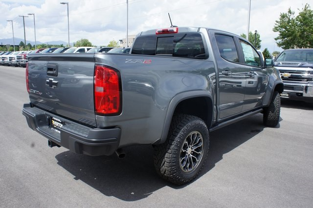 2019 Colorado Crew Cab 4x4,  Pickup #T09073 - photo 2