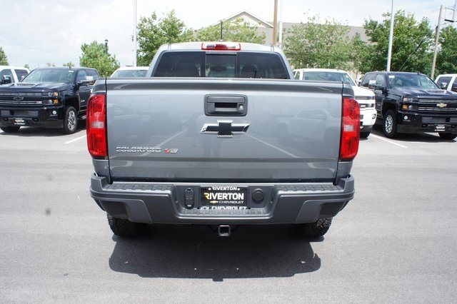 2019 Colorado Crew Cab 4x4,  Pickup #T09073 - photo 4