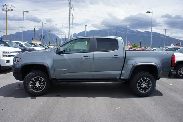2019 Colorado Crew Cab 4x4,  Pickup #T09073 - photo 6