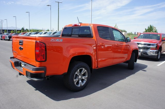2019 Colorado Crew Cab 4x4,  Pickup #T09086 - photo 5