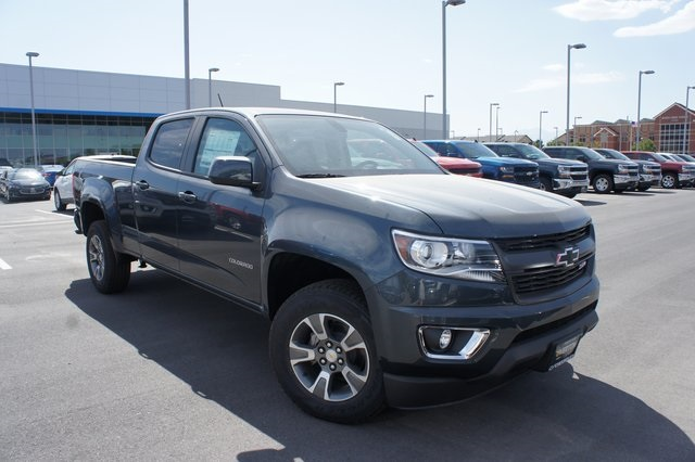 2019 Colorado Crew Cab 4x4,  Pickup #T09093 - photo 3