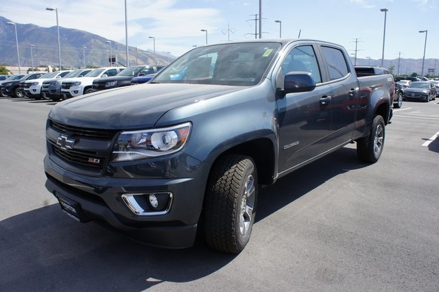 2019 Colorado Crew Cab 4x4,  Pickup #T09093 - photo 1