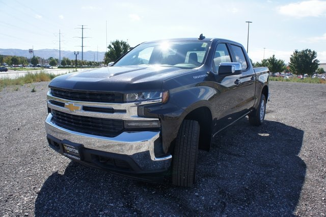 2019 Silverado 1500 Crew Cab 4x4,  Pickup #T09096 - photo 7