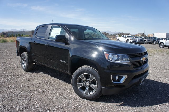 2019 Colorado Crew Cab 4x4,  Pickup #T09132 - photo 1