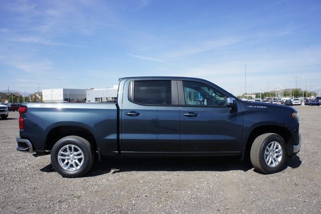 2019 Silverado 1500 Crew Cab 4x4,  Pickup #T09135 - photo 3