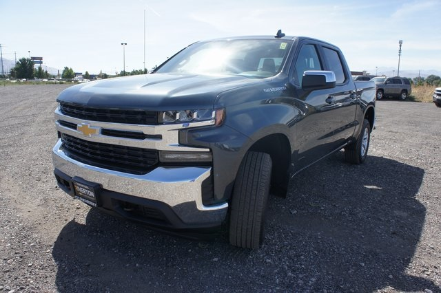 2019 Silverado 1500 Crew Cab 4x4,  Pickup #T09135 - photo 7