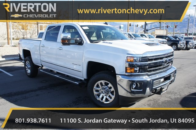 2019 Silverado 3500 Crew Cab 4x4,  Pickup #T09159 - photo 1