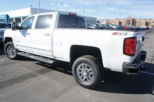 2019 Silverado 3500 Crew Cab 4x4,  Pickup #T09159 - photo 5