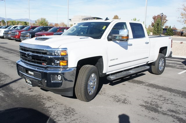 2019 Silverado 3500 Crew Cab 4x4,  Pickup #T09159 - photo 7