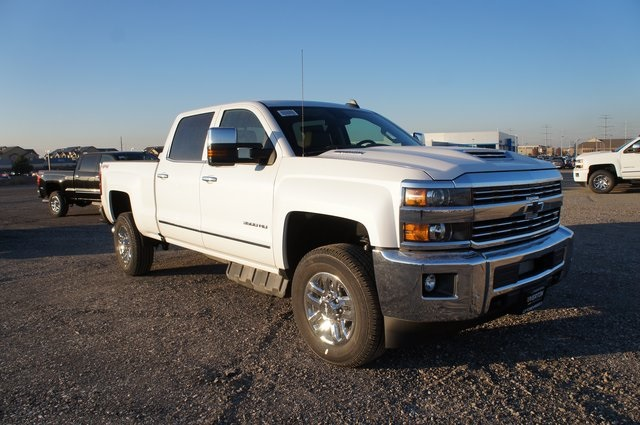 2019 Silverado 3500 Crew Cab 4x4,  Pickup #T09236 - photo 1