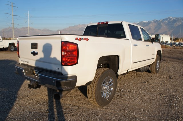 2019 Silverado 3500 Crew Cab 4x4,  Pickup #T09236 - photo 2