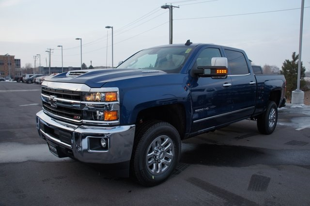 2019 Silverado 3500 Crew Cab 4x4,  Pickup #T09257 - photo 11