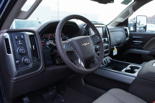 2019 Silverado 3500 Crew Cab 4x4,  Pickup #T09257 - photo 18