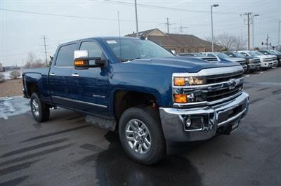 2019 Silverado 3500 Crew Cab 4x4,  Pickup #T09257 - photo 1