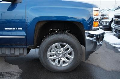 2019 Silverado 3500 Crew Cab 4x4,  Pickup #T09257 - photo 3