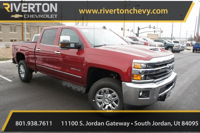 2019 Silverado 3500 Crew Cab 4x4,  Pickup #T09286 - photo 1