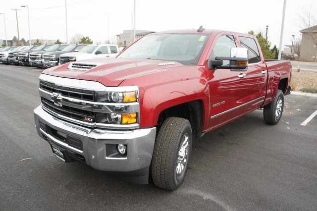 2019 Silverado 3500 Crew Cab 4x4,  Pickup #T09286 - photo 8