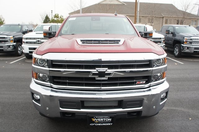 2019 Silverado 3500 Crew Cab 4x4,  Pickup #T09286 - photo 9