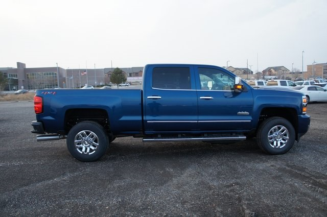 2019 Silverado 3500 Crew Cab 4x4,  Pickup #T09345 - photo 4