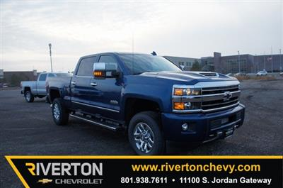 2019 Silverado 3500 Crew Cab 4x4,  Pickup #T09345 - photo 1