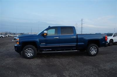 2019 Silverado 3500 Crew Cab 4x4,  Pickup #T09345 - photo 10