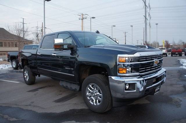 2019 Silverado 3500 Crew Cab 4x4,  Pickup #T09446 - photo 1