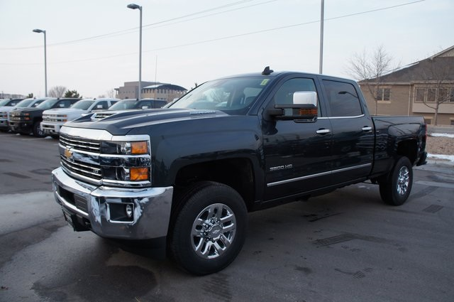 2019 Silverado 3500 Crew Cab 4x4,  Pickup #T09446 - photo 10