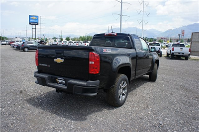 2018 Colorado Extended Cab 4x4,  Pickup #T18001 - photo 2
