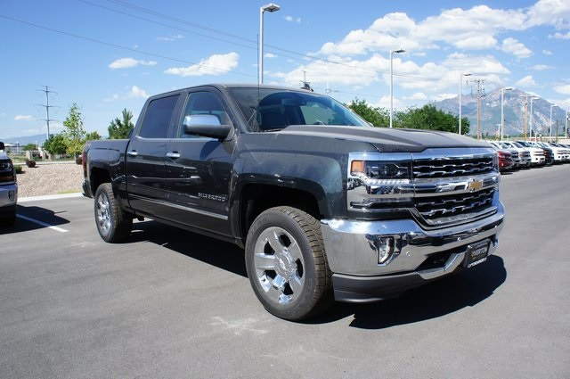 2018 Silverado 1500 Crew Cab 4x4,  Pickup #T18030 - photo 1