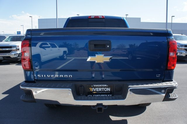 2018 Silverado 1500 Crew Cab 4x4,  Pickup #T18033 - photo 5