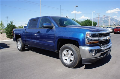 2018 Silverado 1500 Crew Cab 4x4,  Pickup #T18033 - photo 1