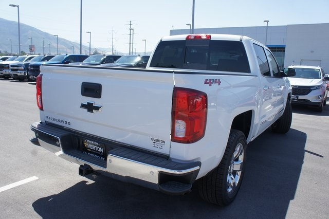 2018 Silverado 1500 Crew Cab 4x4,  Pickup #T18035 - photo 2