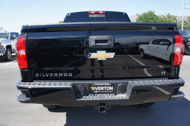 2018 Silverado 1500 Crew Cab 4x4,  Pickup #T18046 - photo 5