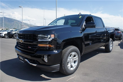 2018 Silverado 1500 Crew Cab 4x4,  Pickup #T18046 - photo 11