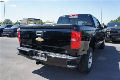 2018 Silverado 1500 Crew Cab 4x4,  Pickup #T18046 - photo 2