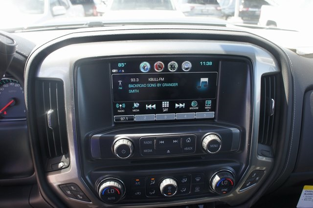 2018 Silverado 3500 Crew Cab 4x4,  Pickup #T18062 - photo 28