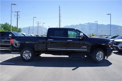 2018 Silverado 3500 Crew Cab 4x4,  Pickup #T18062 - photo 3