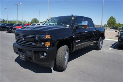 2018 Silverado 3500 Crew Cab 4x4,  Pickup #T18062 - photo 7