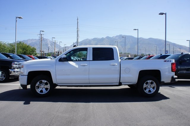 2018 Silverado 1500 Crew Cab 4x4,  Pickup #T18123 - photo 6