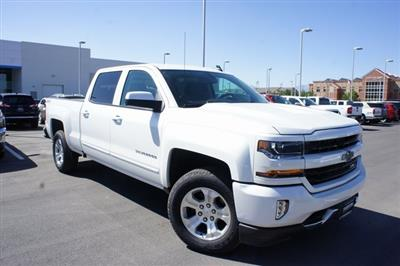 2018 Silverado 1500 Crew Cab 4x4,  Pickup #T18123 - photo 1