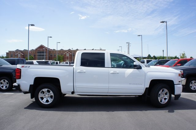 2018 Silverado 1500 Crew Cab 4x4,  Pickup #T18127 - photo 4