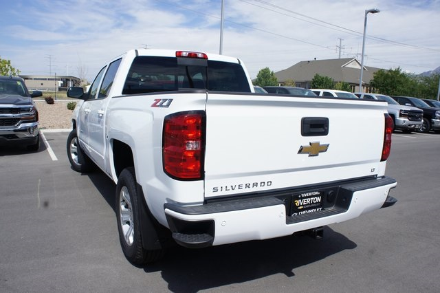 2018 Silverado 1500 Crew Cab 4x4,  Pickup #T18127 - photo 2