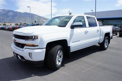 2018 Silverado 1500 Crew Cab 4x4,  Pickup #T18127 - photo 1