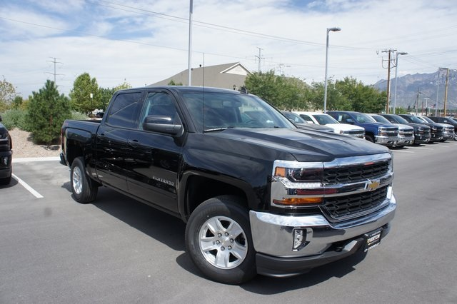 2018 Silverado 1500 Crew Cab 4x4,  Pickup #T18128 - photo 3