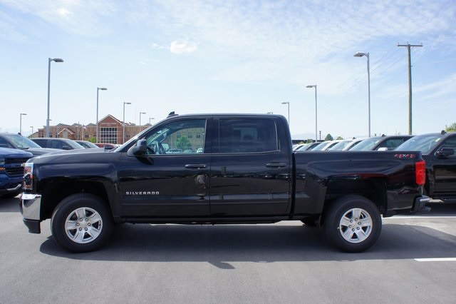 2018 Silverado 1500 Crew Cab 4x4,  Pickup #T18128 - photo 7