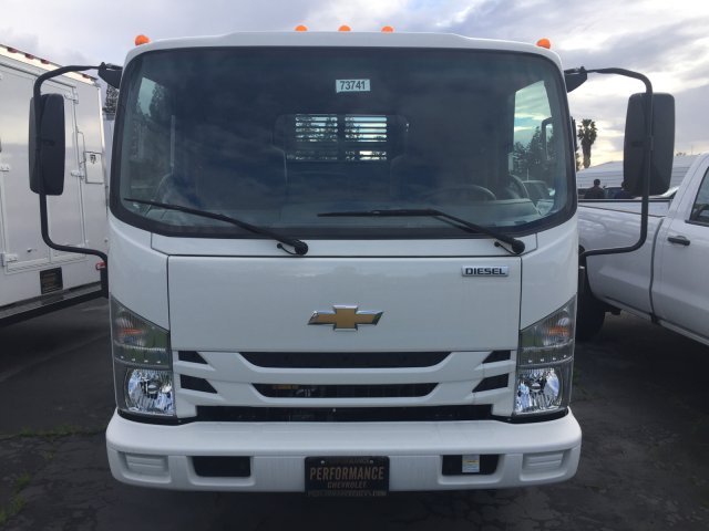 2017 Low Cab Forward Regular Cab, Supreme Stake Bed #73741 - photo 3