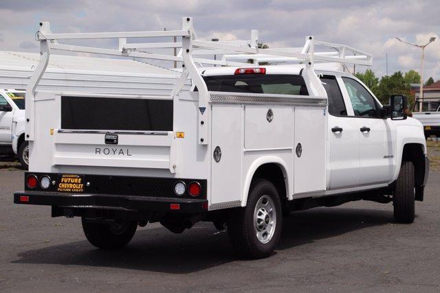 2019 Chevrolet Silverado 2500 Double Cab RWD, Royal Service Body #C40261 - photo 2