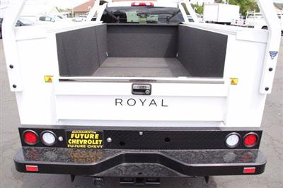 2019 Chevrolet Silverado 2500 Double Cab RWD, Royal Service Body #C40261 - photo 9